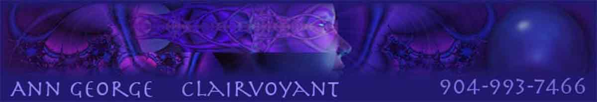 Clairvoyant - Ann George- Tarot Consultant - Psychic Reader